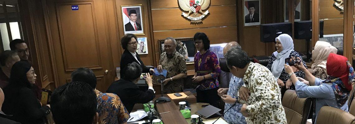 Breakthrough on Malaysia-Indonesia Collaboration in saving the Sumatran Rhino from extinction
